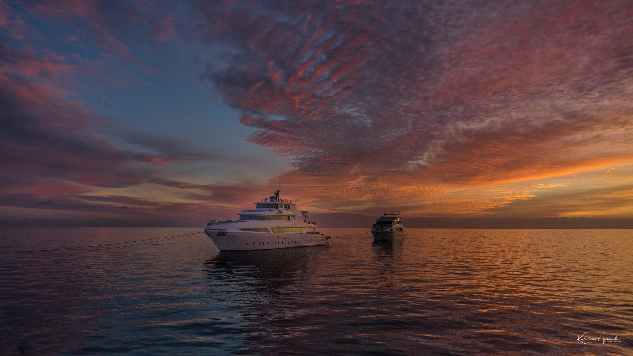 Croisière plongée en Egypte, avec la flotte de Sea Serpent