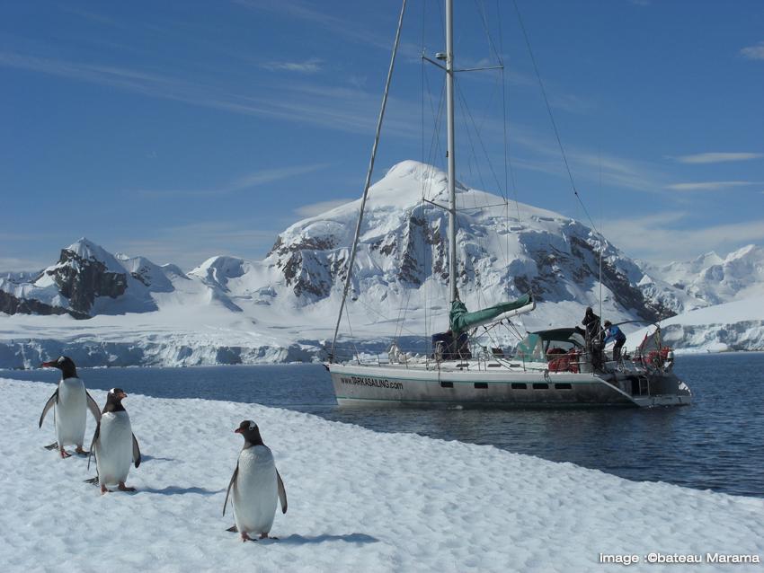 Croisière d'exception en Antarctique avec notre partenaire H2o Voyage