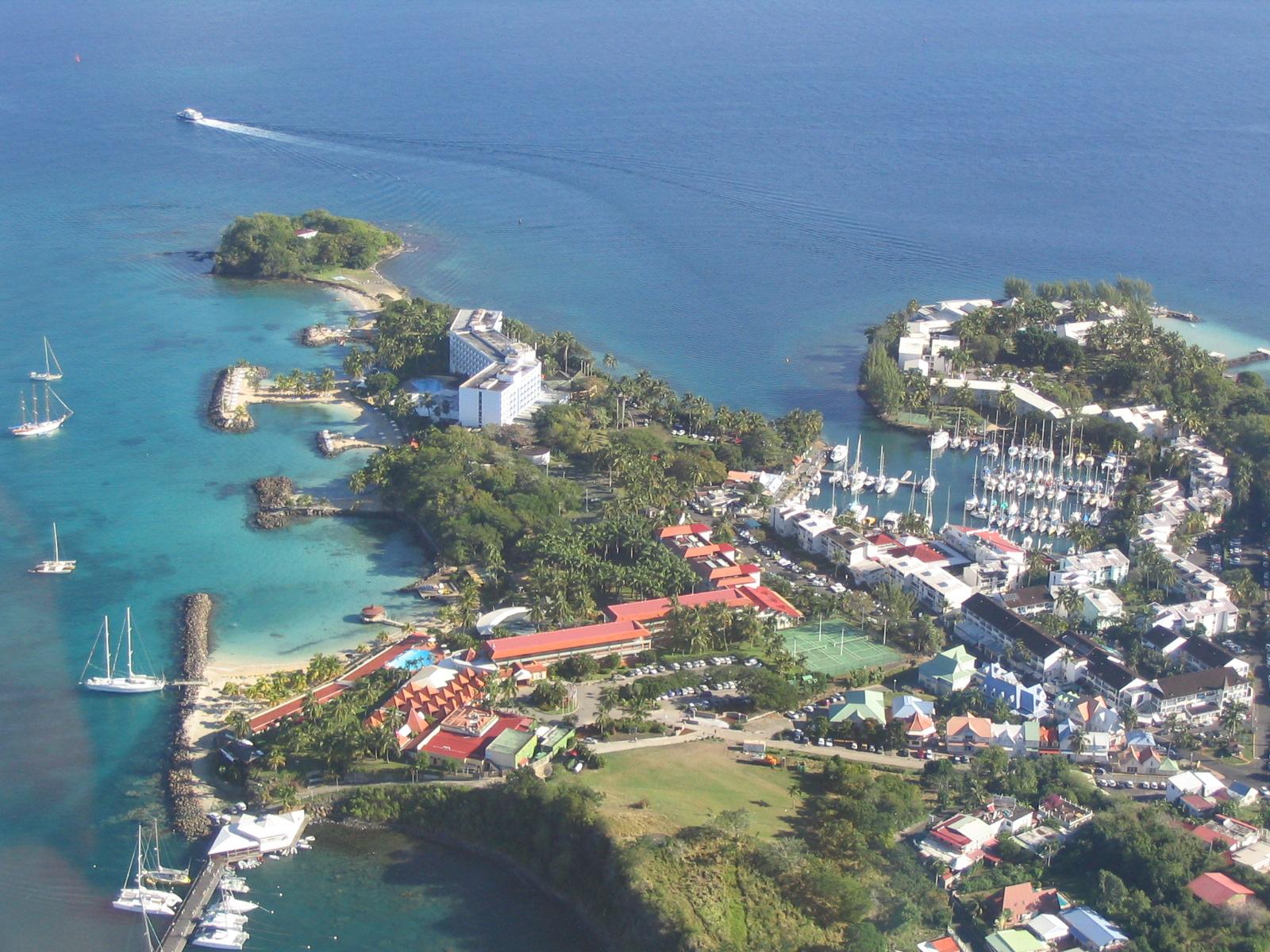 Séjour plongée en Martinique à Trois-îlets, à l'hôtel Bambou