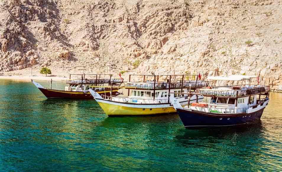 Croisière plongée à Oman, sur la Péninsule de Musandam avec Al Marsa Musandam