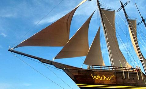 Croisière plongée Indonésie Les Joyaux d'Alor à bord du Waow