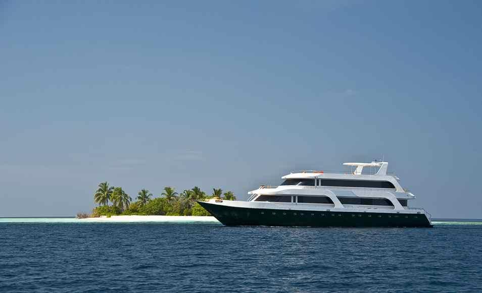Croisière plongée aux Maldives à bord du Léo