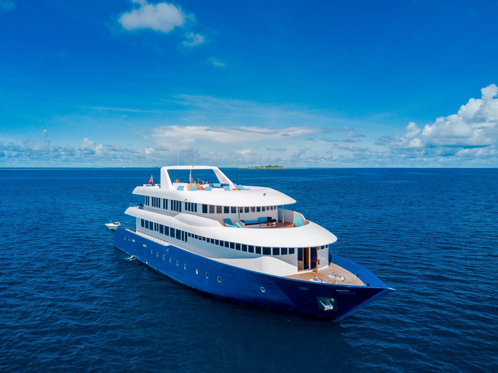 Croisière plongée aux Maldives à bord du Seafari Explorer