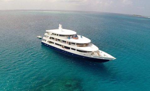 Croisière plongée aux Maldives sur le Soleil II