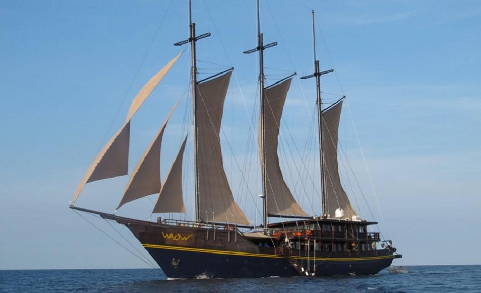 Croisière plongée luxe en Indonésie à bord du WAOW