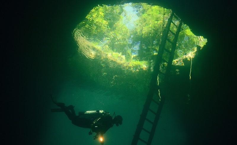 Cours de plongée mexique