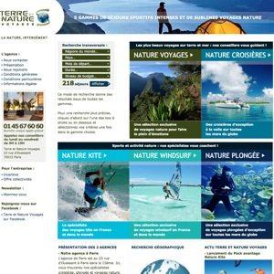 en savoir plus sur Terre et Nature Voyages