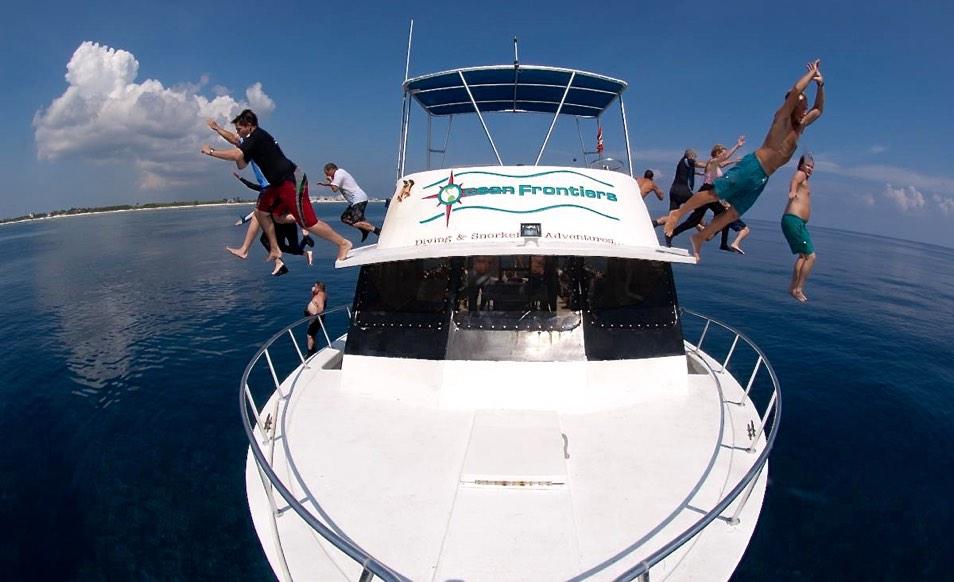 Séjour plongée aux Caraïbes, à Grand Cayman, avec Ocean Frontiers